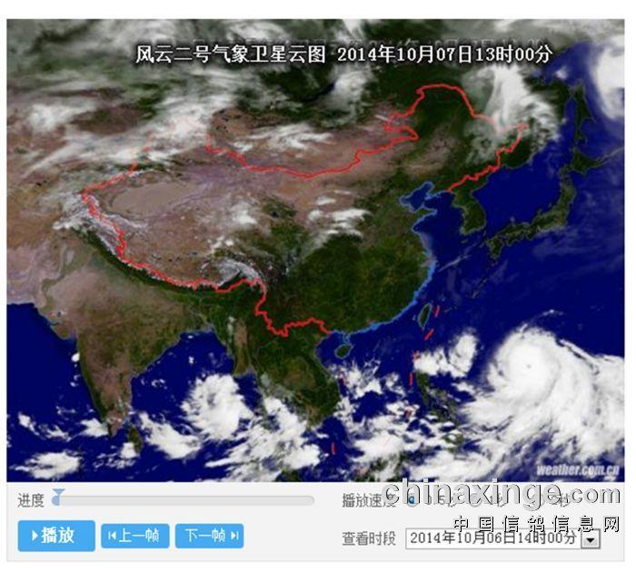 上海市崇明及江苏南通未来十五日天气形势预报
